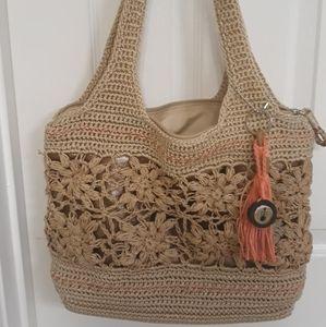 The Sak Crochet Purse.